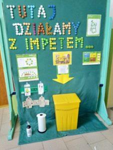 Wystawa szkolna programu